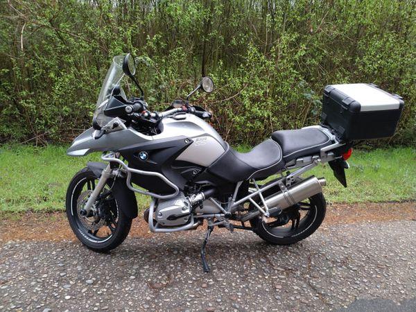 BMW R 1200 GS Reise