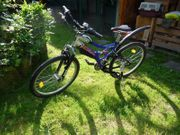 24 vollgefedertes Kinder-Mountainbike IDEAL