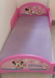Kinderbett Minnie Maus