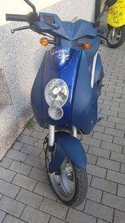 Peugeot Ludix mofa 25km