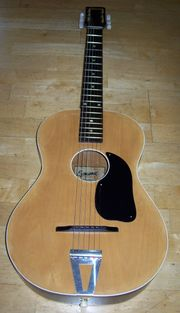 EGMOND Toledo parlor-Gitarre 50er 70er