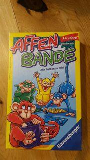 Affenbande Mitbringspiel 3-6 Jahre Ravensburger