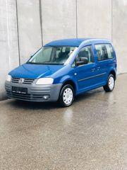 VW Caddy Life 1 9