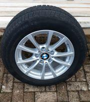 Original BMW Winterkomplett Radsatz V-Speiche