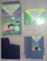 Biete Nintendo NES World Cup