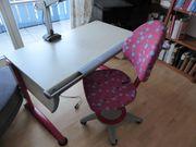 Moll Kinderschreibtisch inkl Schreibtischstuhl und