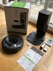 iRobot Roomba i7 mit Roboter-Staubsauger
