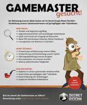 Gamemaster gesucht