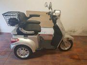 Elektro Dreirad-Roller
