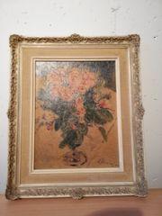 Kunstdruck Moosrosen Auguste Renoir