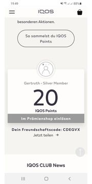 Iqos Gutscheincode 15 Euro plus