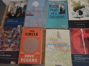 Schullektüren in engl und deutsch
