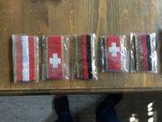Armbänder Länderfarben