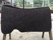 Western Contoured Wool Pad