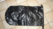 Motorrad Gepäckrolle schwarz