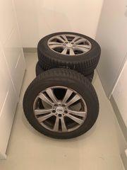 Winterräder Reifen Mercedes-Benz GLA X156