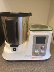 Neue Ambiano Küchenmaschine mit Kochfunktion