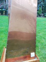 Dunstabzugshaube aus echtem Kupfer Ecklösung