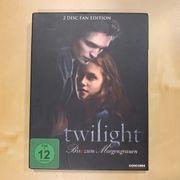 DVD twilight - Biss zum Morgengrauen