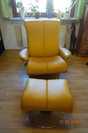 Stressless Sessel inkl Hocker Farbe