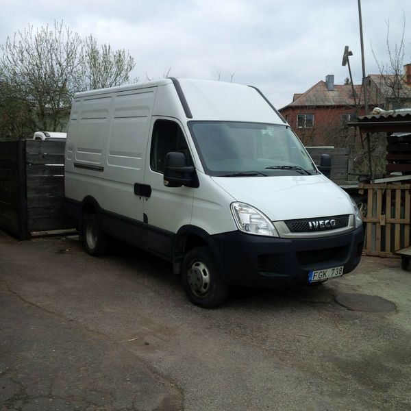 IVECO Daily 35C15 BJ 2011