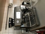 Kaffeemaschine Siebträgerautomat