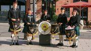 Die Spessart Highlanders suchen Trommler