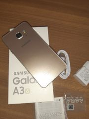 Samsung A3 2016 in Gold