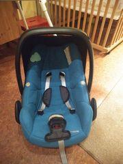 Maxi Cosi Babyschale Pebble blau