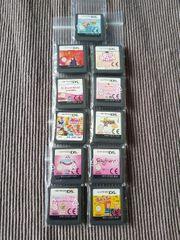 Nintendo DS Spiele 11Stk