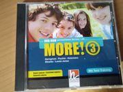 Englisch More 3 Test-Training DVD