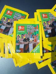 49 x Offizielle Sticker Kollektion