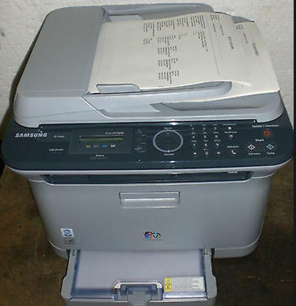 Drucker Farblaser Multifunktionsgerät Scannen Kopieren