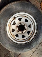 Stahlfelgen für Mazda Pickup