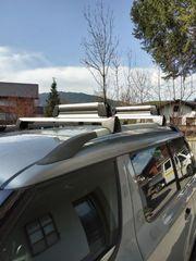Skiträger für Skoda Yeti