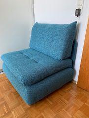 Sessel mit Schlaffunktion