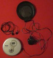 CD-Player TEVION voll funktionsfähig