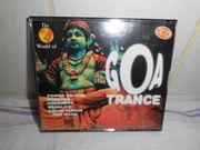 CD Goa Trance