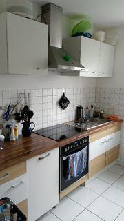 Küche inkl Anrichte Spülmaschine Kühlschrank