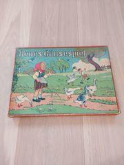 Neues Gänsespiel Würfel-Brettspiel Altes DDR-Spiel
