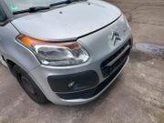 Motorhaube Citroen C3 Picasso Silber