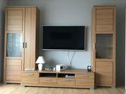 Wohnwand Wohnzimmer Möbel in sehr