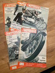 Das Motorrad 1960 Konvolut