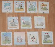 Kleine Bilder - Liebes-Grüße - 8 x 6