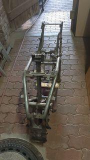 SMC RAM 250 Schlachtung Rahmen