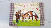 Schreibtischunterlage Pferdefreunde von Spiegelburg