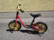 Kettler Laufrad 12 Zoll rot-gelb