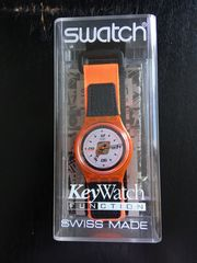 Swatch Key-Watch - Sammleruhr - Armbanduhr