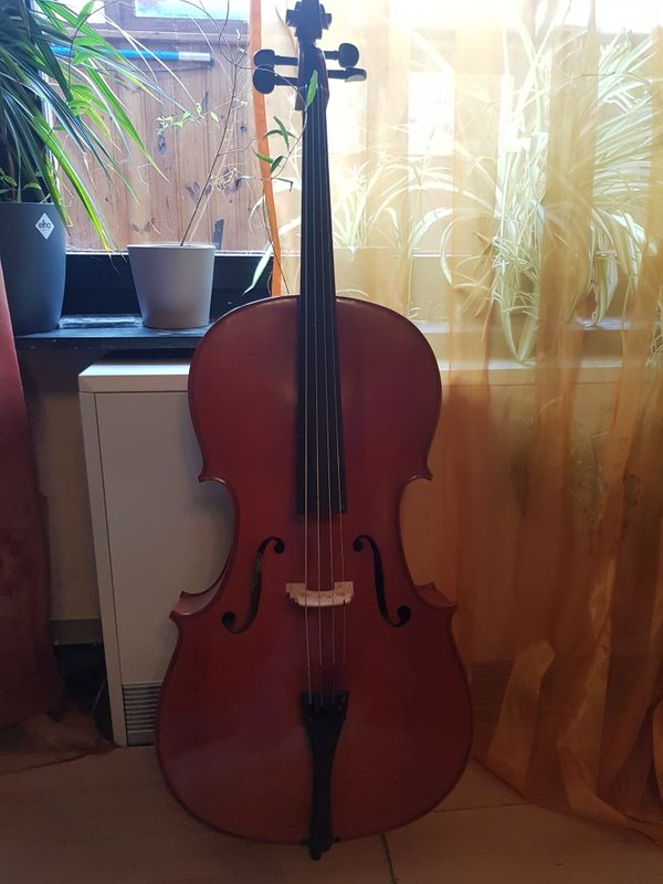 Yamaha VC5 4 4 Cello
