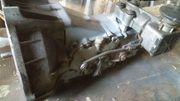 Mercedes 207 Getriebe Bremer 5